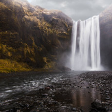CSL046-Skogafoss-Waterfall-0426