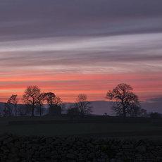 CSL113-Dales Sunset -Panorama1