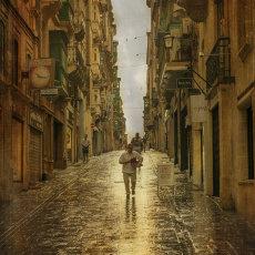 CSL114-Valletta Street After Rain-3299