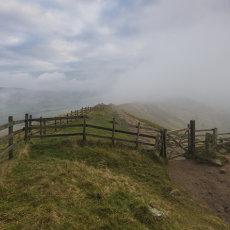 CSL015-Mist blowing Through the Great Ridge-6565