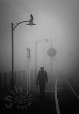 'Belair in fog'