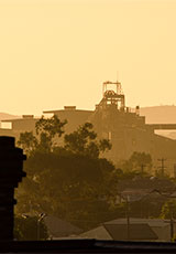 'dawn at The Hill'