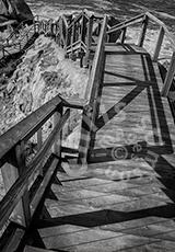 'crazy steps'