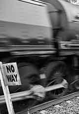 'NO WAY'