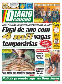 Diario Gaucho newspaper