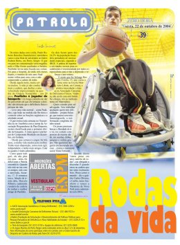 Patrola supplement - Zero Hora newspaper