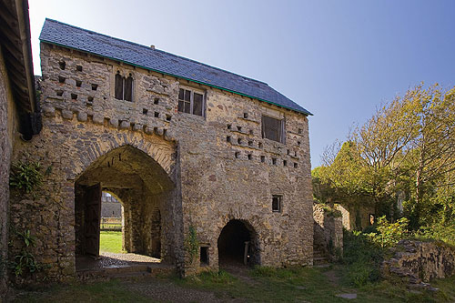 Caldey Old Priory
