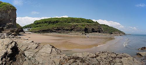 Waterwynch Bay