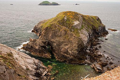 Green Scar Rock