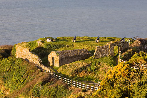 Fishguard Old Fort