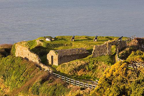Fishguard Old Fort