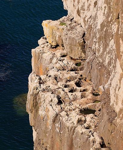 Palaeokarst Limestone Ledge