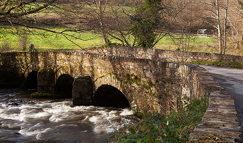 Llanychaer Bridge