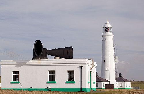 Nash Lighthouse -  Foghorn