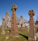 St Brides - Celtic Crosses