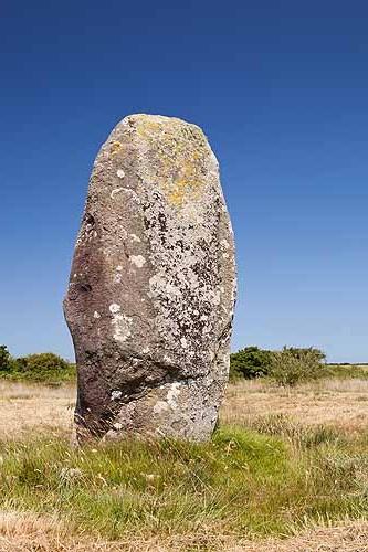 Rhos - Y - Clegyrn , Standing Stone
