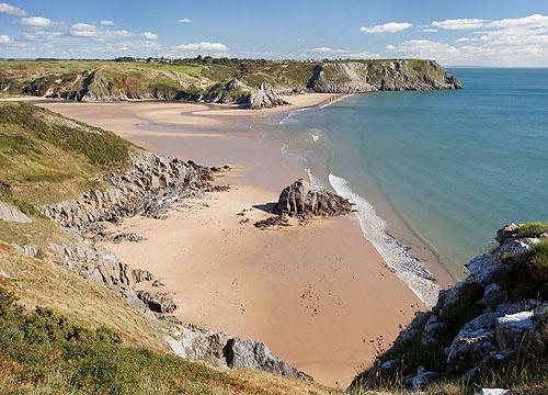 Three Cliffs Bay 1