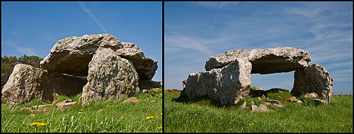 Parc-Y-Cromlech - Chambered Tomb