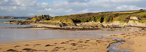 West Angle beach