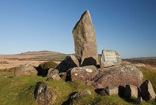 Bluestone Monument