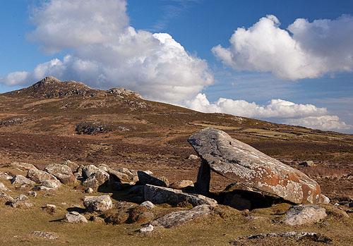 Coetan Arthur -Chambered Tomb