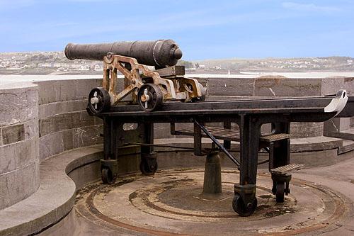 Blomefield Pattern Gun