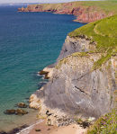 Shale Cliffs