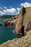 Lydstep Cliffs