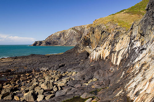 Pwllygranant Cove
