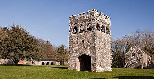 Lamphey Gatehouse