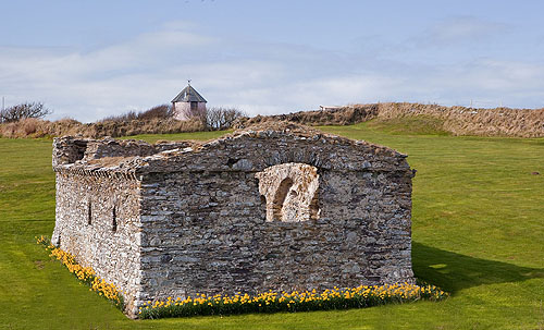 St Justinian's  Chapel