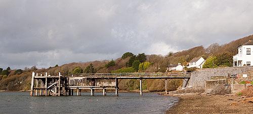 Trinity House Pier- Burton
