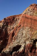 Contorted Rock Strata