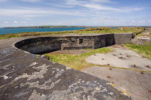 East Blockhouse battery