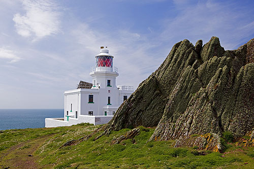 Skokholm Lighthouse