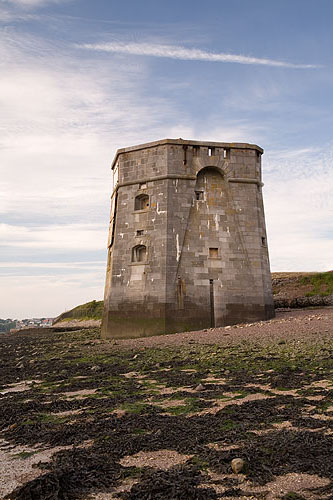 West Martello Tower