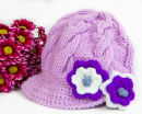 Knitted hats product photography 3