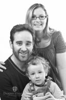 family studio portrait photographer