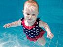 underwater baby photographer