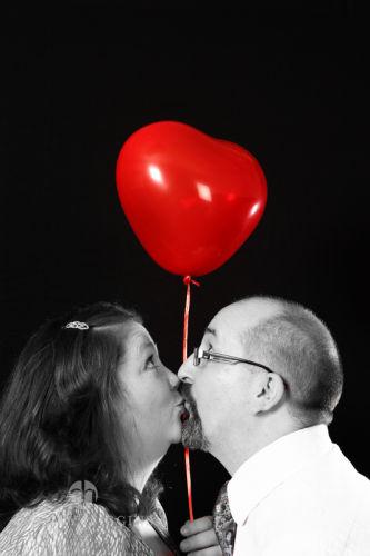 valentine ball photography