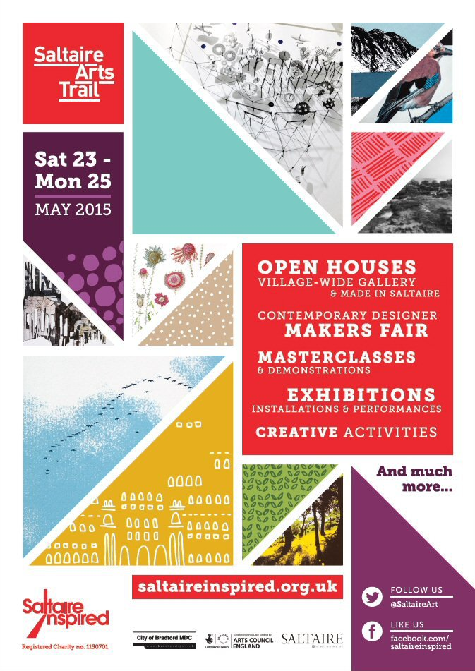 Saltaire Open Houses 2015