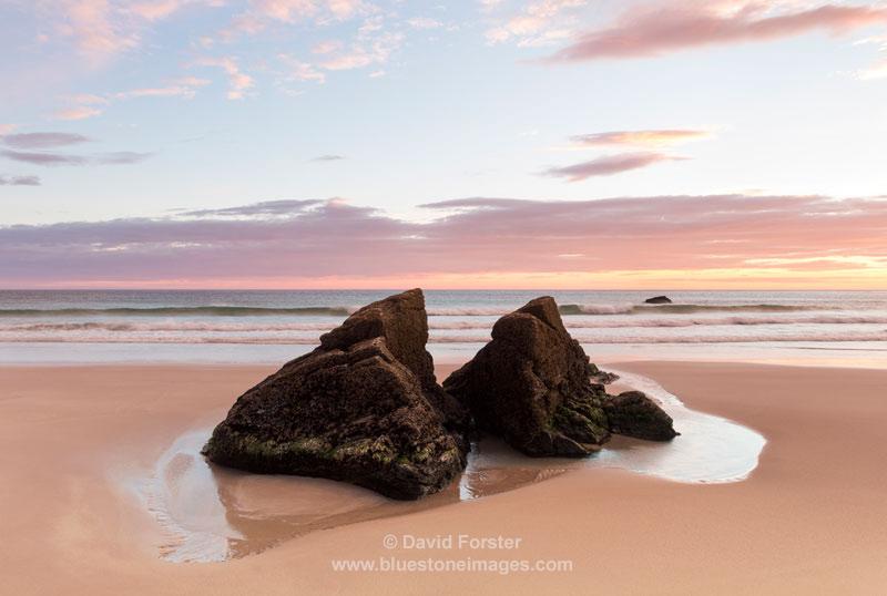 02M-8467 Dawn Light Sango Bay Durness Sutherland Scotland