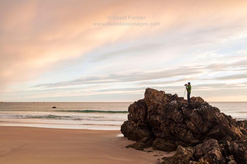 02M-8511 Photographer Sango Bay Durness Sutherland Scotland