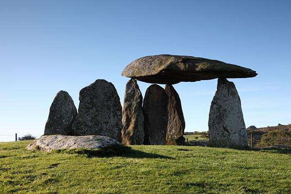 03D-9653 Pentre Ifan Burial Chamber Pembrokeshire Wales Cymru UK
