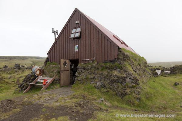 06D-0563 The Utivist Alftavotn Hut Alftavatnakrokur Iceland