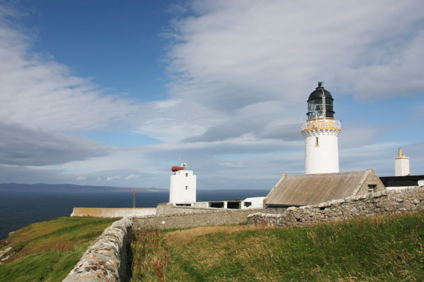 07-2994 Lighthouse at Dunnet Head North Coast of Scotland