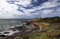 Cape Leeuwin lighthouse, W.A.