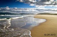 Bruny Island beach, Tasmania