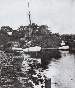 Boatyard Burnham