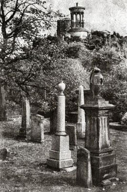 Old Calton Burying Ground